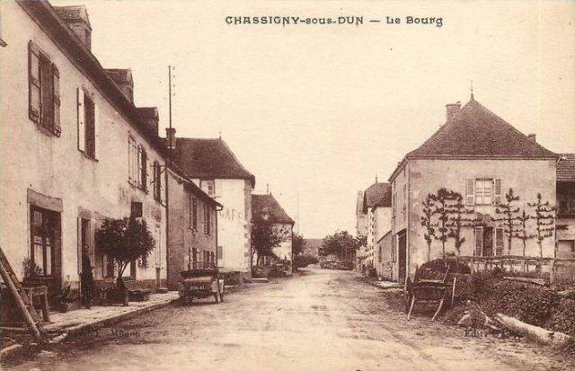 Cartes postales anciennes de Chassigny-sous-Dun