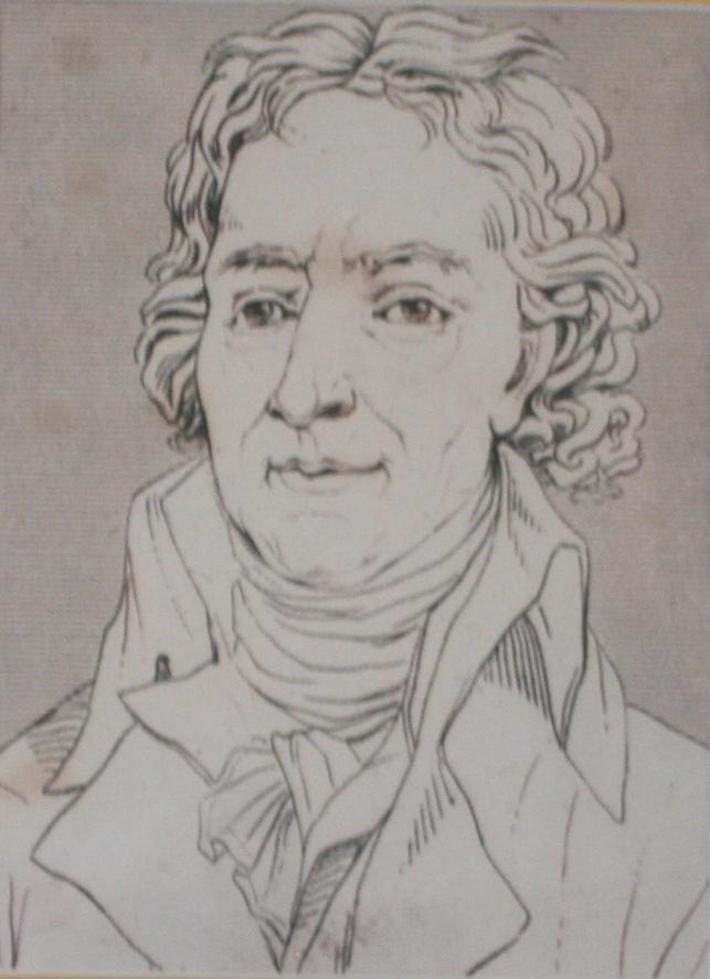 Portrait de Déodat Gratet de Dolomieu