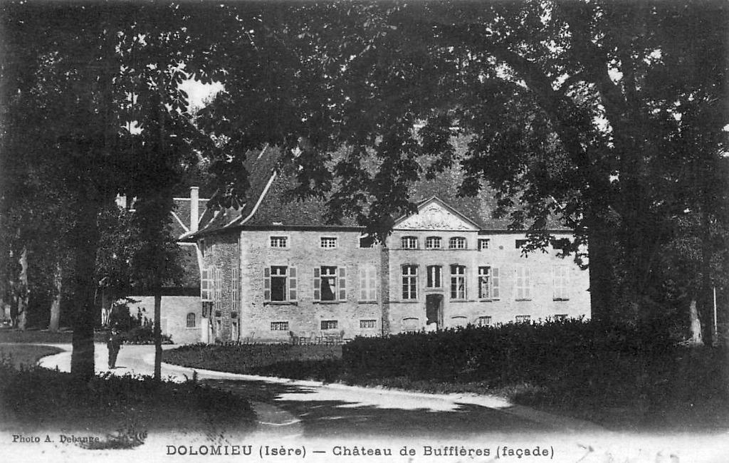 Château de Dolomieu