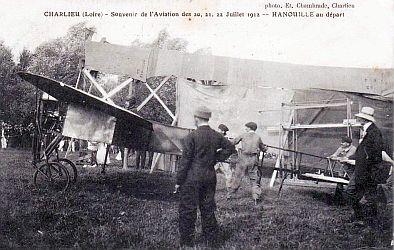 Hanouille à Charlieu en 1912