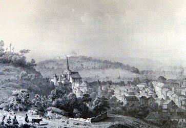 La Tour-du-Pin par Victor Cassien, Album du Dauphiné