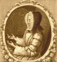 Marie de Vichy Chamron, marquise du Deffand