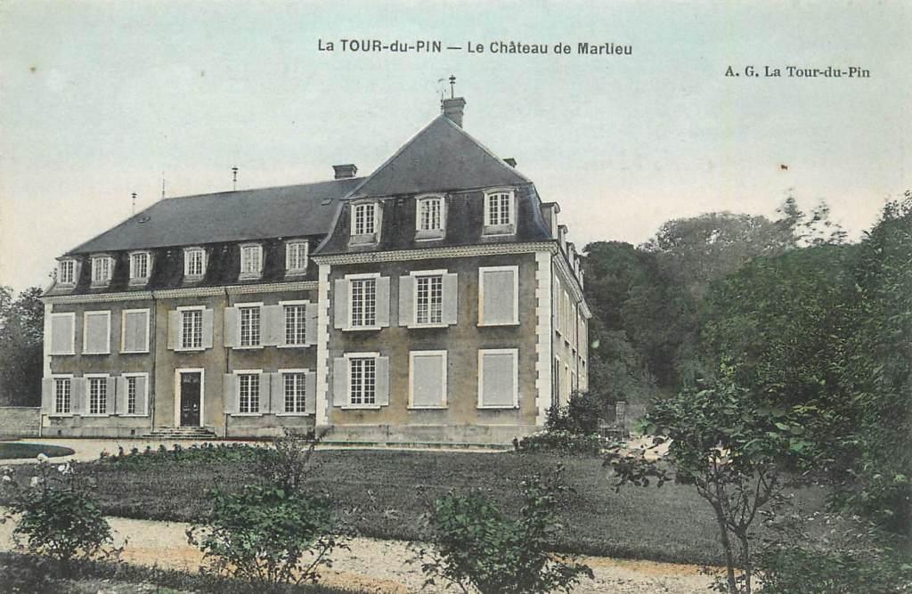 Château de Marlieu