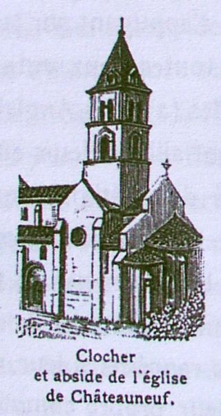 Eglise de Châteauneuf