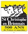 Marché de St-Christophe-en-Brionnais