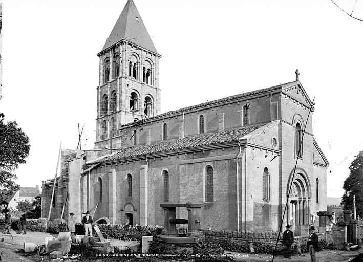 Église de St-Laurent-en-Brionnais