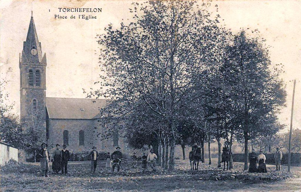 Château de Torchefelon