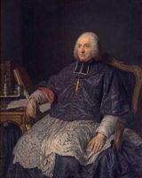 Portrait de Mgr Henri-Constance de Lort de Sérignan de Valras