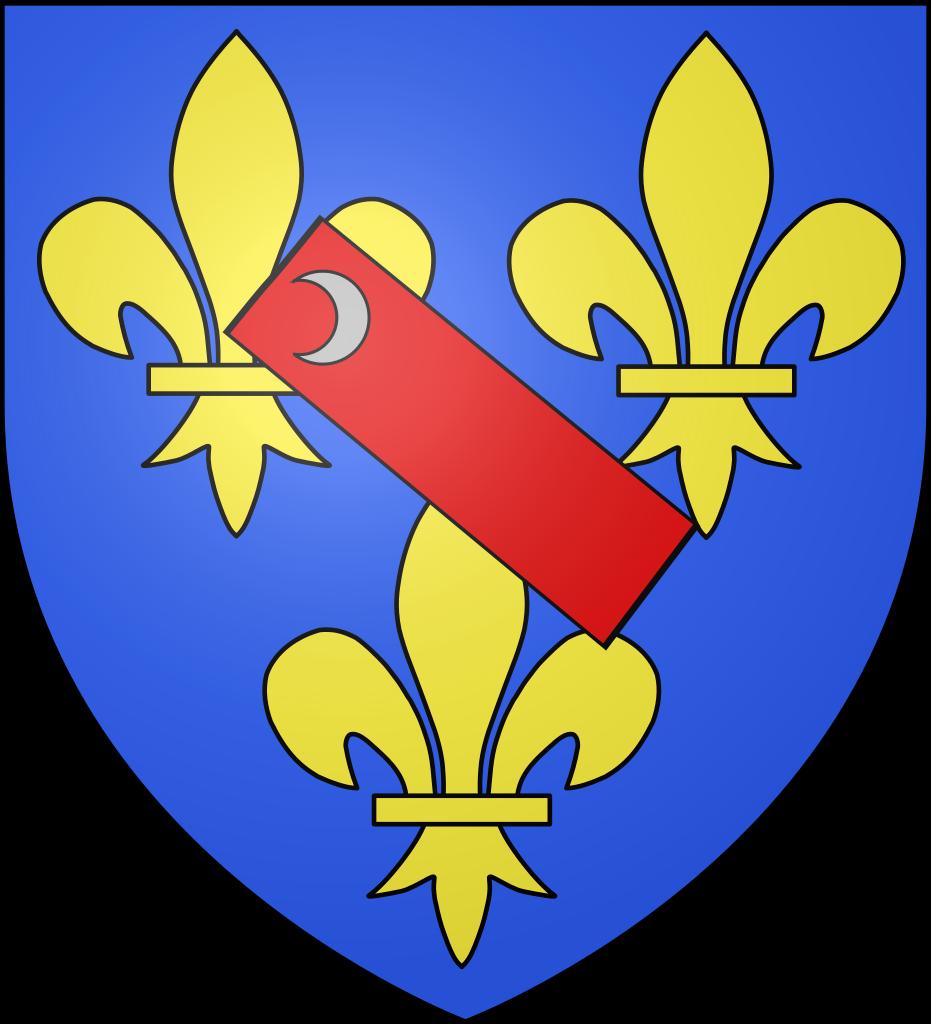 Blason Montpensier