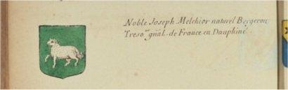 Noble Joseph Melchior Naturel-Bergeron