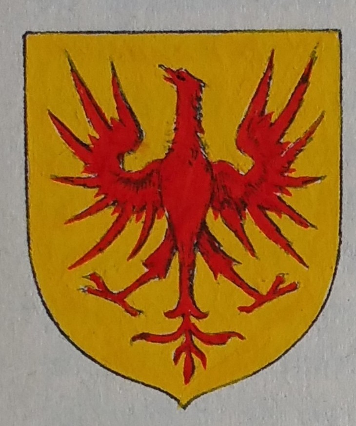 Blason des Roussillon
