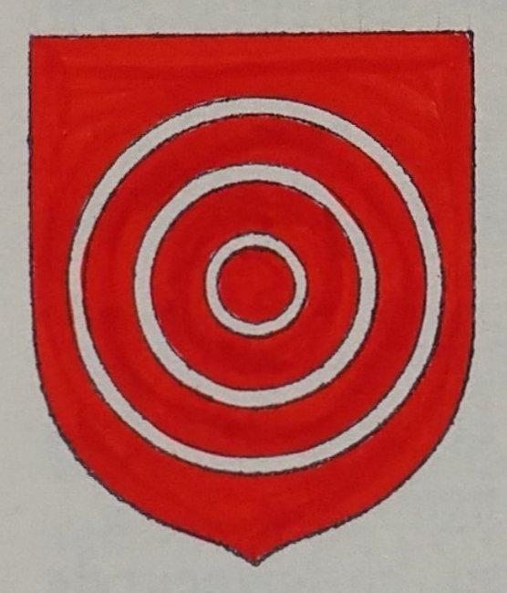 Blason de la famille de Virieu, Armorial du Dauphiné de Rivoire de la Bâtie