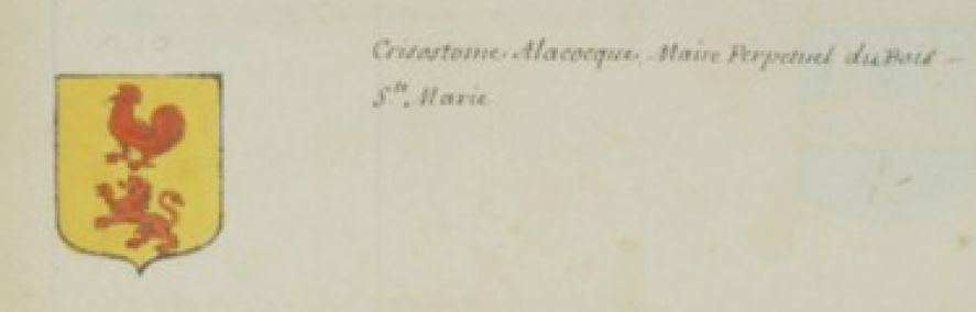 Chrysostome Alacoque