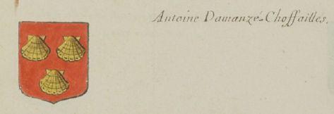 Antoine d'Amanzé