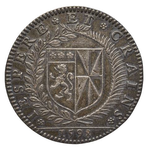 Alliance de François de Bonne 1er duc de Lesdiguières et Claudine de Bérenger du Gua (BnF)