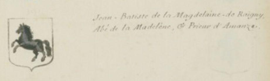 Madelaine de Ragny