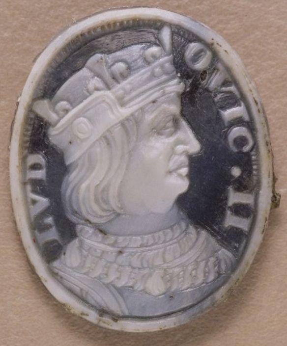 Buste de Louis XI