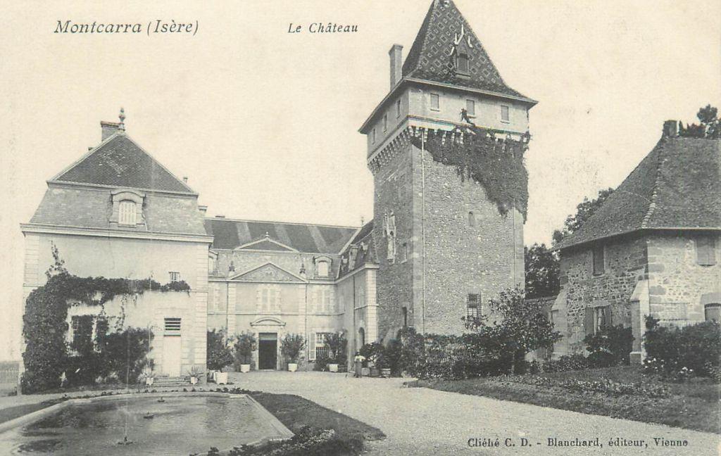 Château de Montcarra