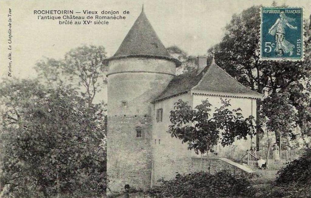 Château de Romanèche