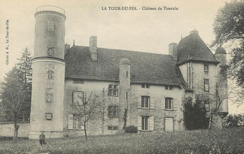 Château de Tournin 1
