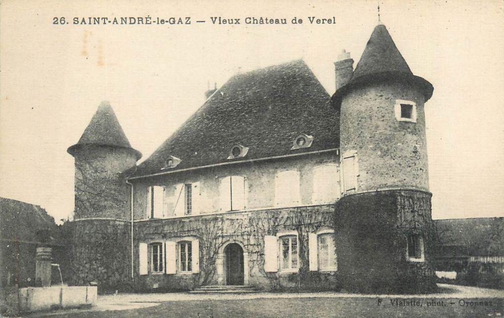 Château de Vérel