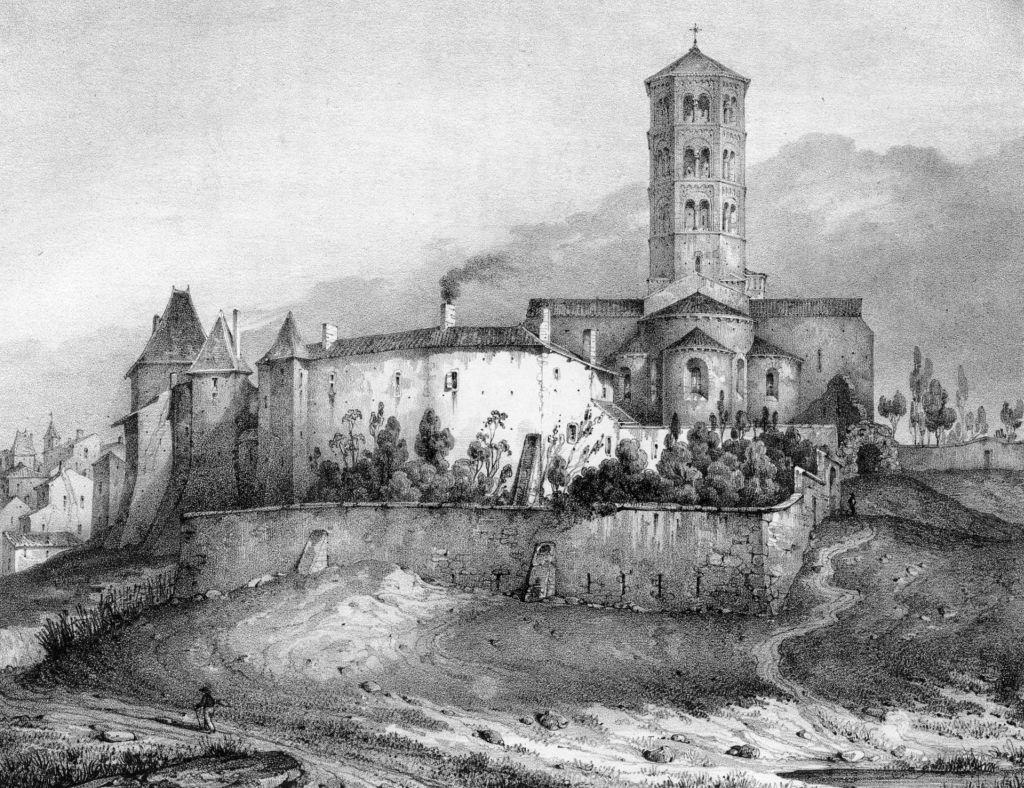 Sur les chemins du roman en Brionnais