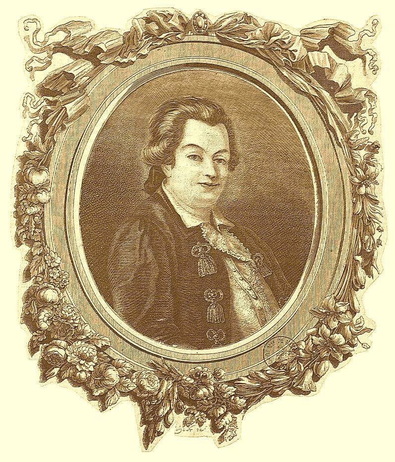 Joseph Balsamo dit Alexandre comte de Cagliostro - Crédit : BIU Santé