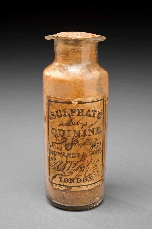 Sulfate de quinine - Wellcome Collection