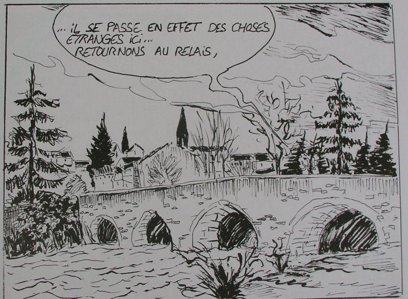 Pont de Châteauneuf en Brionnais