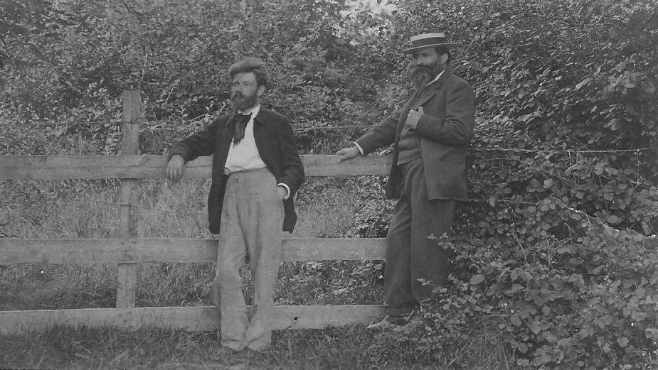 Jean-Baptiste Derost et François Ginet-Donati