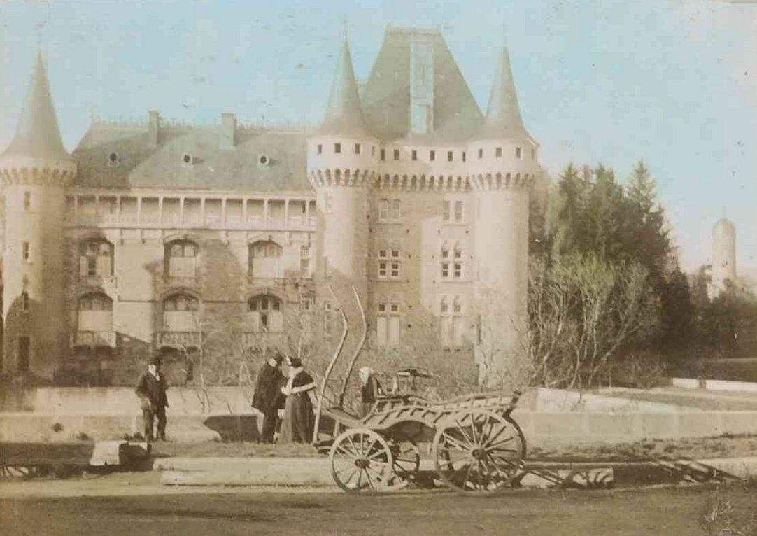 Château de La Clayette - FMD1