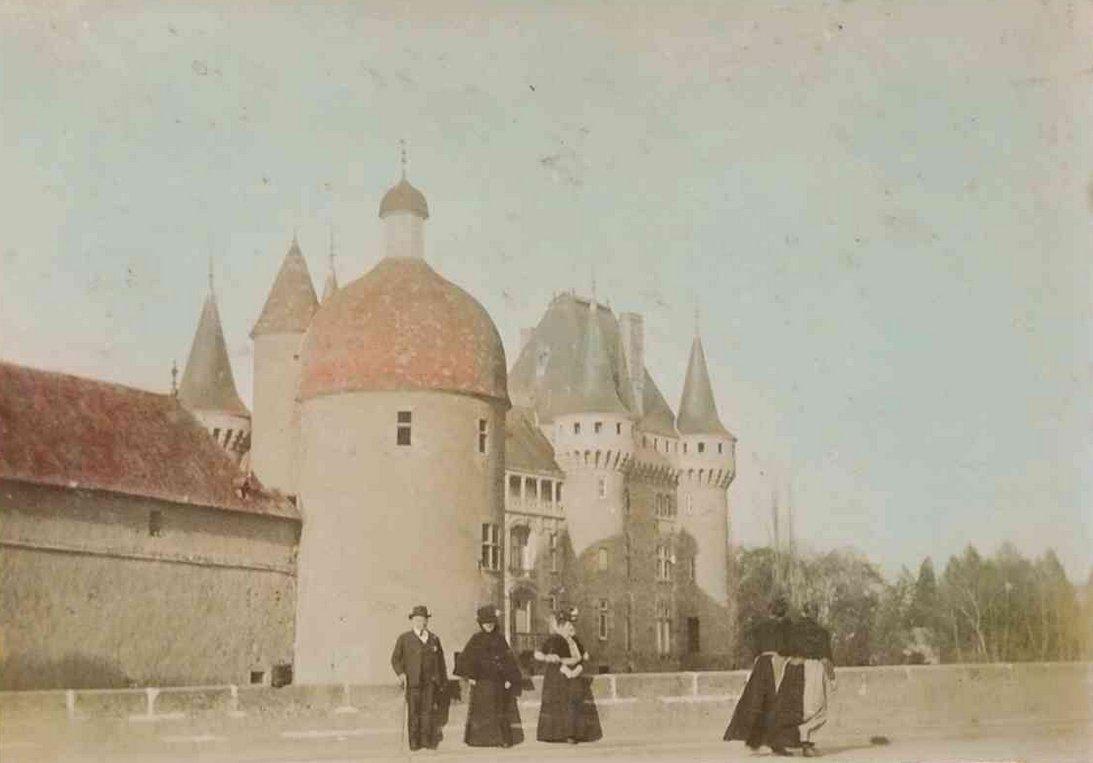 Château de La Clayette - FMD2