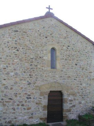 Chapelle de Montmegin à Semur-en-Brionnais