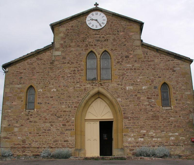 Église de Saint-Germain-la-Montagne