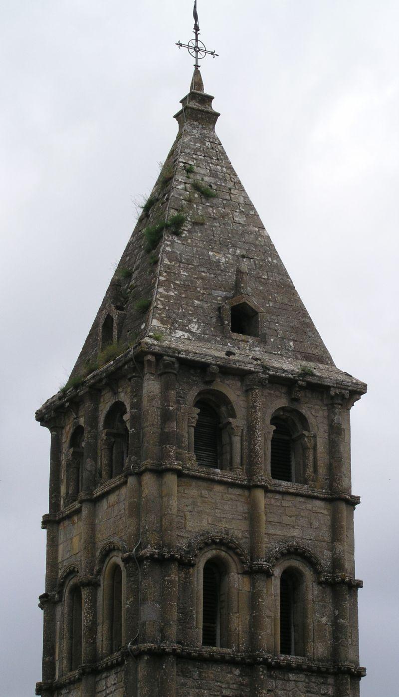Église romane de Vareilles 2