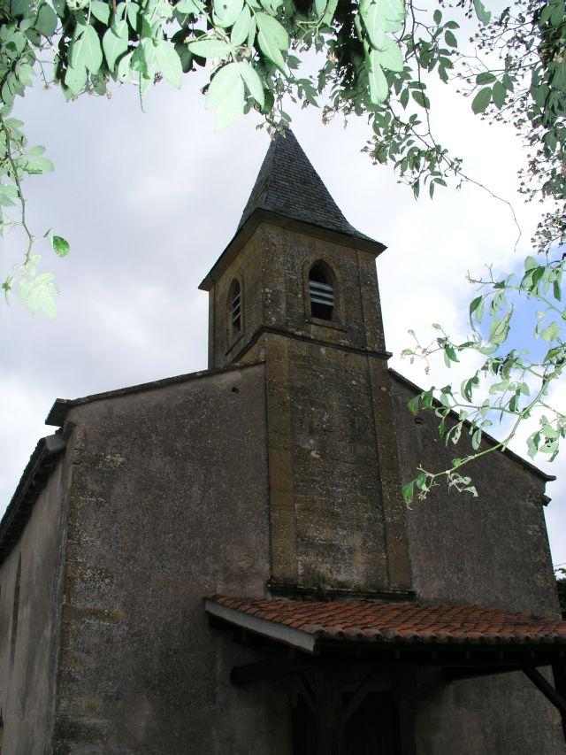 Chapelle de Sancenay à Oyé (71)