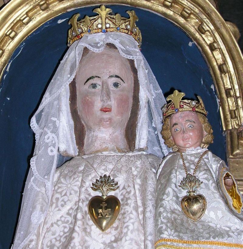 Notre Dame de Sancenay à Oyé