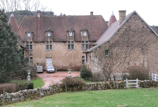 Château de Chevannes à Saint-Racho