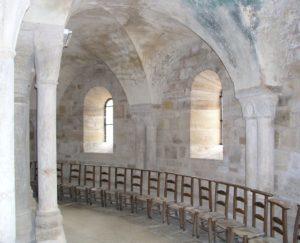Église romane de Bois-Sainte-Marie
