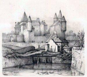 Voyage pittoresque en Bourgogne – La Clayette